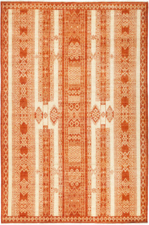 Solo Rugs African M1884-71  Area Rug