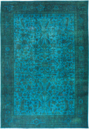 Solo Rugs Vibrance M1884-81  Area Rug