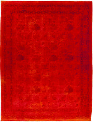 Solo Rugs Vibrance M1884-96  Area Rug