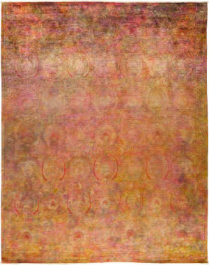 Solo Rugs Vibrance M1884-98  Area Rug