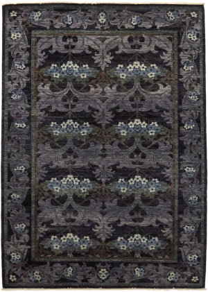 Solo Rugs Arts & Crafts M1889-163  Area Rug