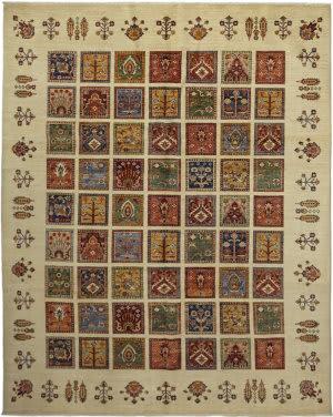 Solo Rugs Azeri  8' x 10'1'' Rug