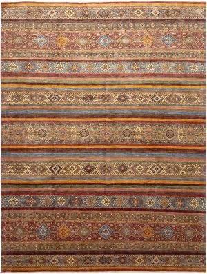 Solo Rugs Azeri  10' x 13'6'' Rug