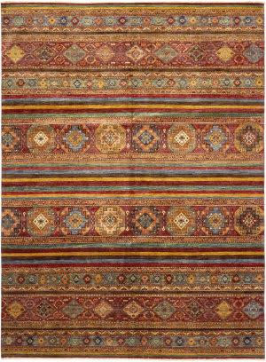 Solo Rugs Azeri M1889-289  Area Rug