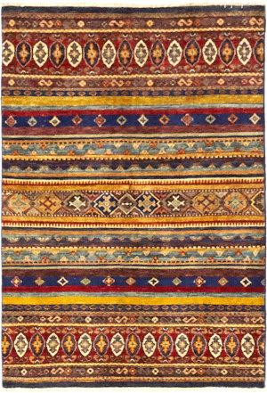 Solo Rugs Azeri  3'6'' x 5'3'' Rug