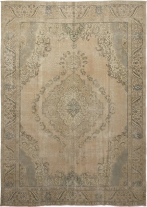 Solo Rugs Vintage M1889-340  Area Rug