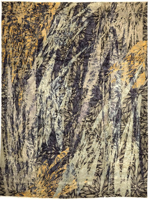 Solo Rugs Abstract M1889-52  Area Rug