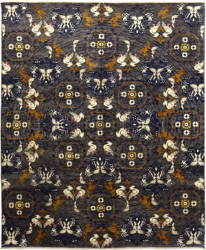 Solo Rugs Abstract M1889-61  Area Rug