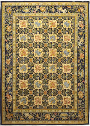 Solo Rugs Eclectic M1889-68  Area Rug