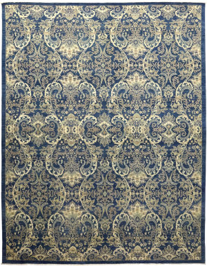 Solo Rugs Eclectic M1889-72  Area Rug
