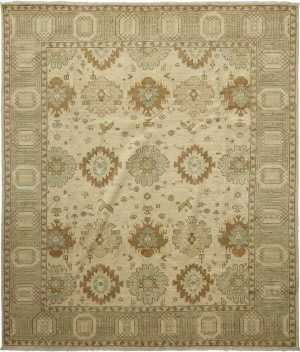 Solo Rugs Eclectic M1889-78  Area Rug