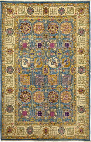 Solo Rugs Eclectic M1889-82  Area Rug