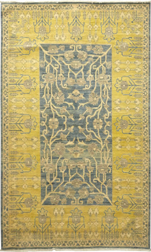 Solo Rugs Eclectic M1889-85  Area Rug