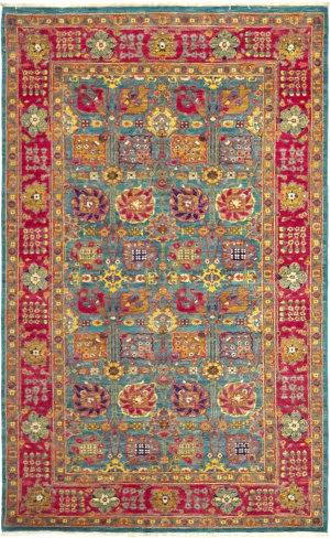 Solo Rugs Eclectic M1889-91  Area Rug