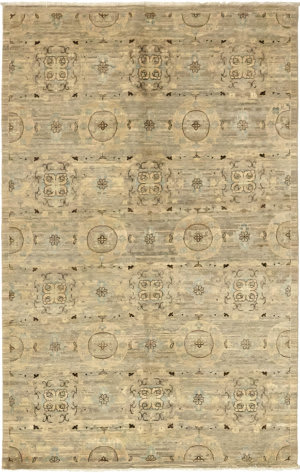 Solo Rugs Eclectic M1889-94  Area Rug