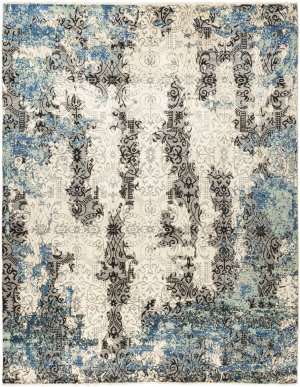 Solo Rugs Abstract M1890-124  Area Rug