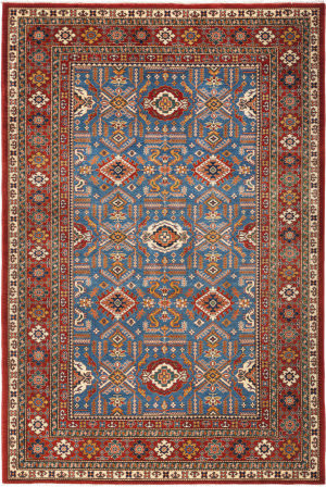 Solo Rugs Shirvan M1890-141  Area Rug