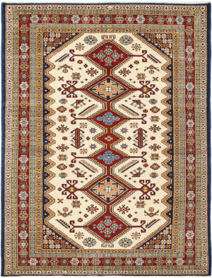 Solo Rugs Shirvan M1890-146  Area Rug