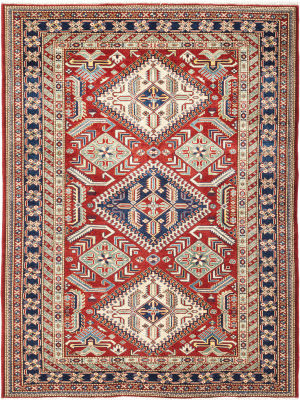 Solo Rugs Shirvan M1890-147  Area Rug