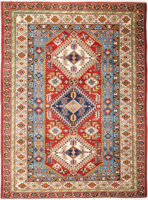 Solo Rugs Shirvan M1890-158  Area Rug