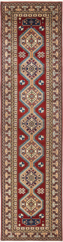 Solo Rugs Shirvan  2'9'' x 10'4'' Runner Rug