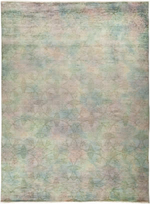 Solo Rugs Vibrance M1890-202  Area Rug