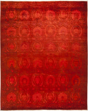 Solo Rugs Vibrance M1890-253  Area Rug