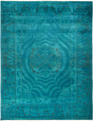 Solo Rugs Vibrance M1890-259  Area Rug