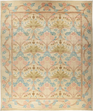 Solo Rugs Arts And Crafts M1890-366  Area Rug