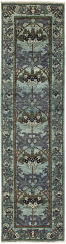 Solo Rugs Arts And Crafts M1890-394  Area Rug