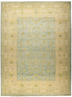 Solo Rugs Eclectic M1890-399  Area Rug