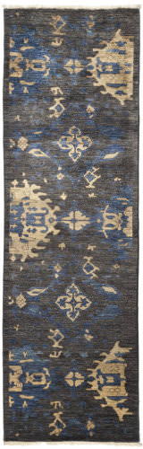 Solo Rugs Eclectic M1890-435  Area Rug