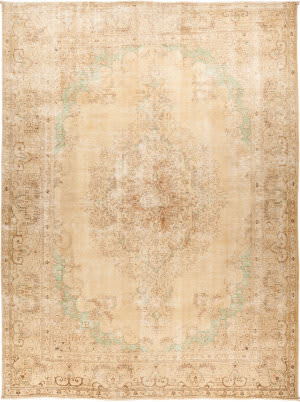 Solo Rugs Vintage M1891-313  Area Rug