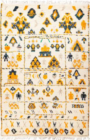 Solo Rugs Moroccan  6' x 8'10'' Rug