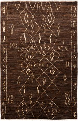 Solo Rugs Moroccan M1891-59  Area Rug
