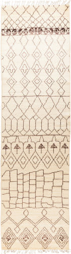 Solo Rugs Moroccan M1891-92  Area Rug