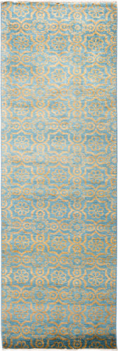 Solo Rugs Eclectic M1896-395  Area Rug