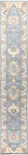 Solo Rugs Eclectic M1896-400  Area Rug