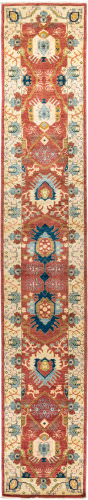 Solo Rugs Eclectic M1896-403  Area Rug