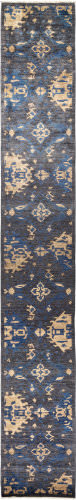 Solo Rugs Eclectic M1896-410  Area Rug