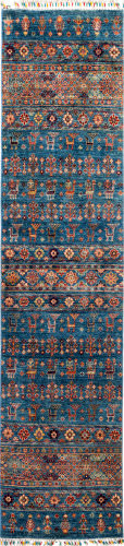 Solo Rugs Tribal M1896-413  Area Rug
