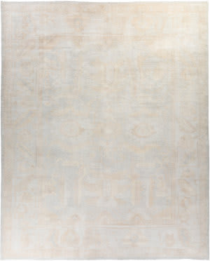 Solo Rugs Silky Oushak M1898-10  Area Rug