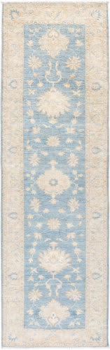 Solo Rugs Silky Oushak M1898-113  Area Rug