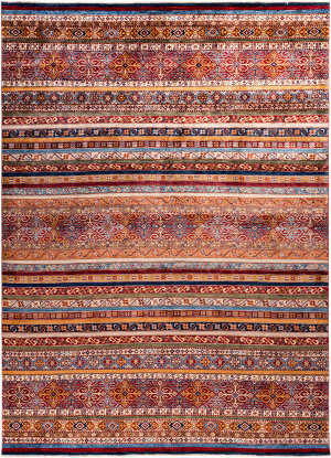 Solo Rugs Tribal M1898-210  Area Rug