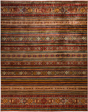 Solo Rugs Tribal M1898-211  Area Rug