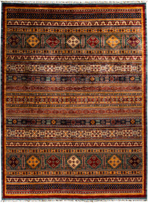 Solo Rugs Tribal M1898-212  Area Rug