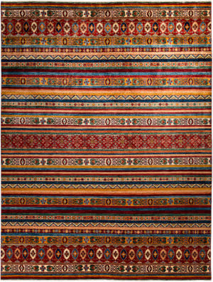 Solo Rugs Tribal M1898-214  Area Rug