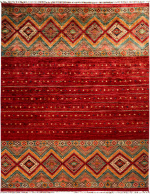 Solo Rugs Tribal M1898-222  Area Rug