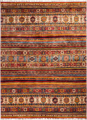 Solo Rugs Tribal M1898-230  Area Rug