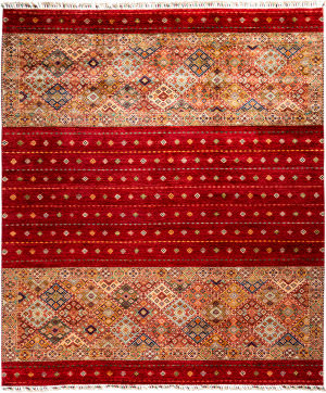 Solo Rugs Tribal M1898-242  Area Rug
